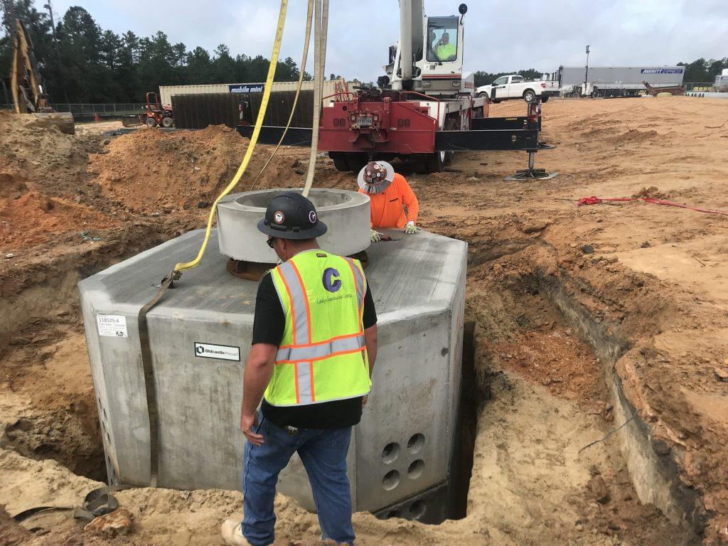 trane manhole